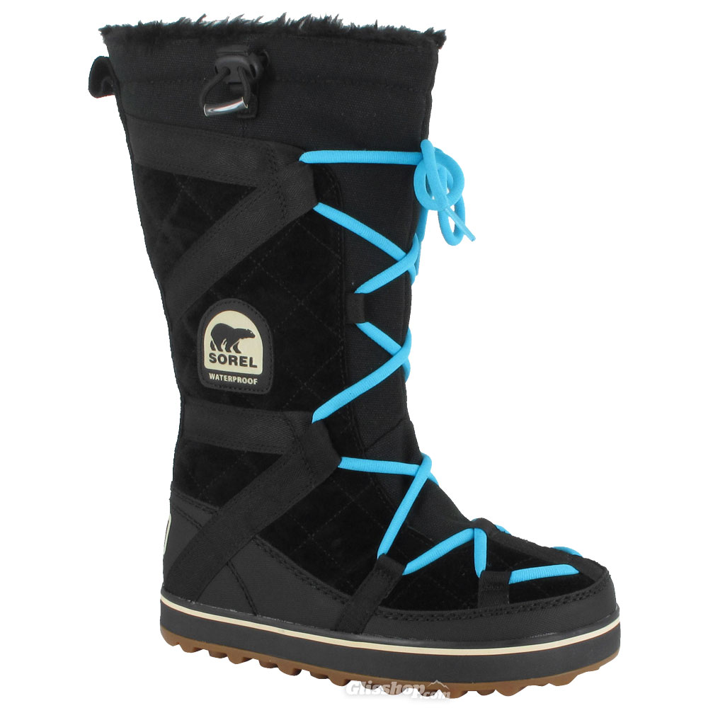 Sorel Glacy Explorer Black Black